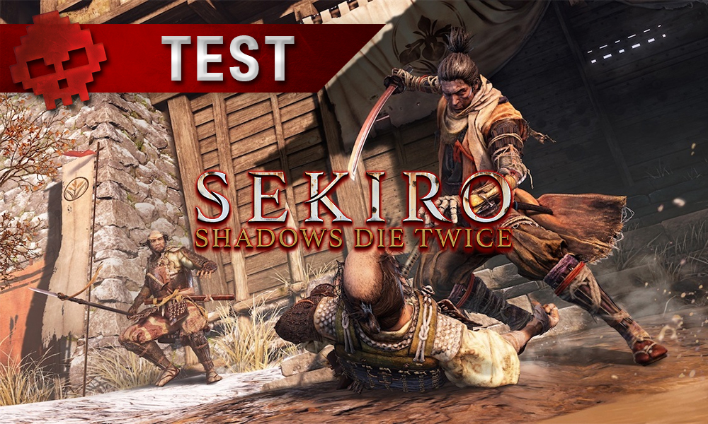 Vignette test sekiro shadows die twice