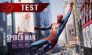 Vignette test spider-man