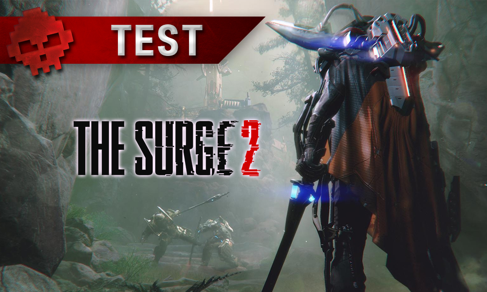Vignette test the surge 2