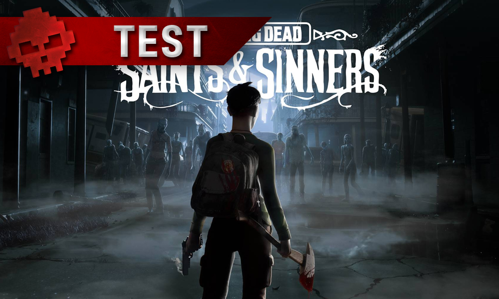 Vignette test the walking dead saints & sinners