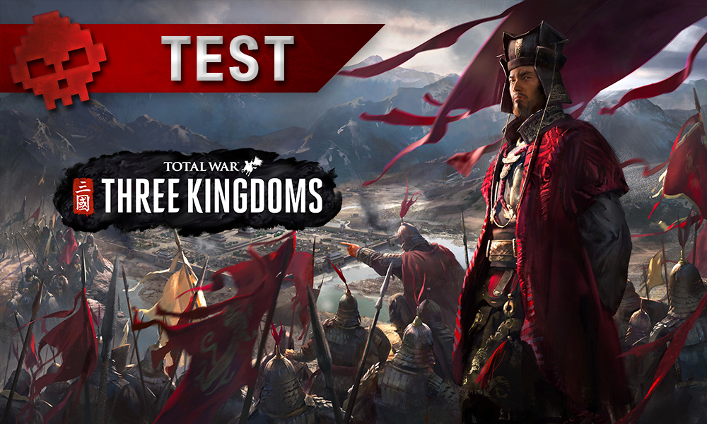 Vignette test total war three kingdoms