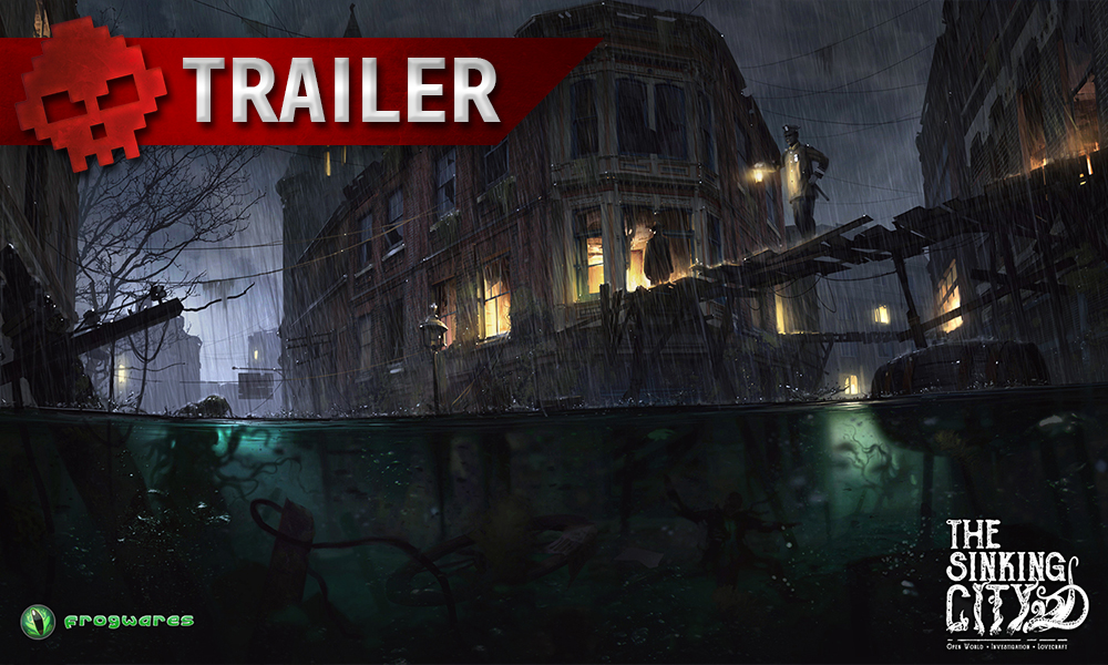 Vignette the Sinking City Trailer