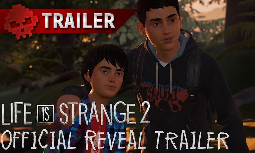 Vignette trailer Life is Strange 2