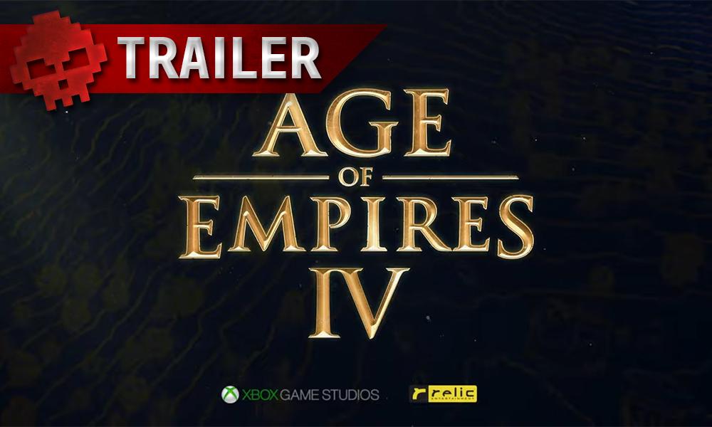 Vignette trailer age of empires 4