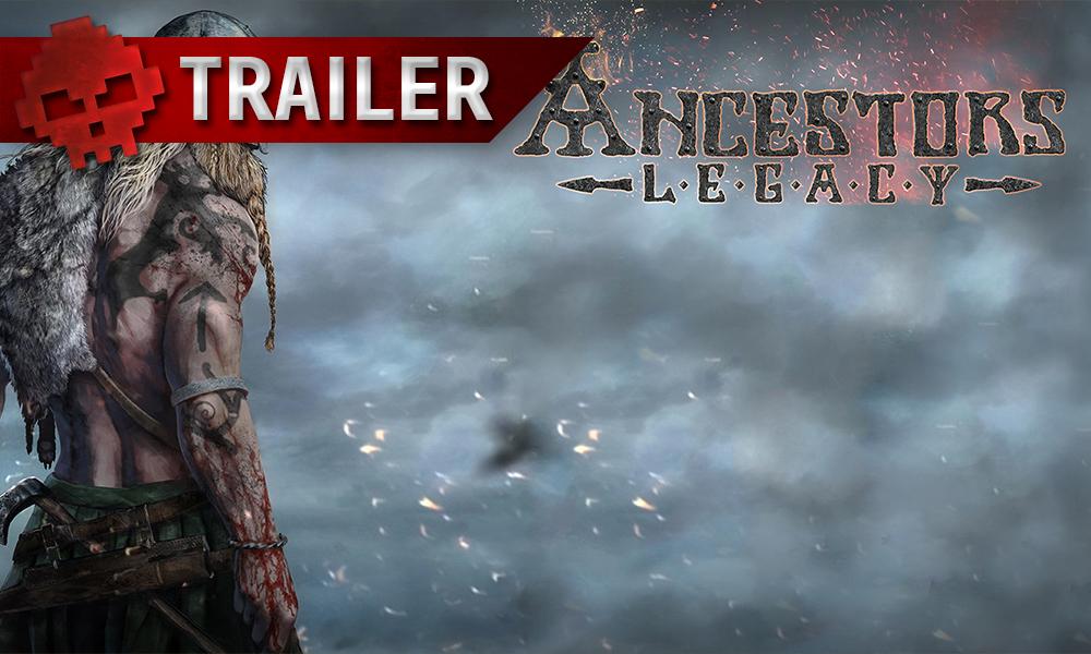 Vignette trailer ancestors legacy
