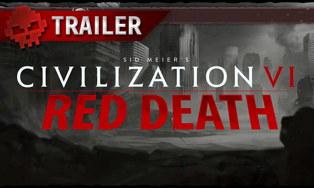 Vignette trailer civilization 6 red death