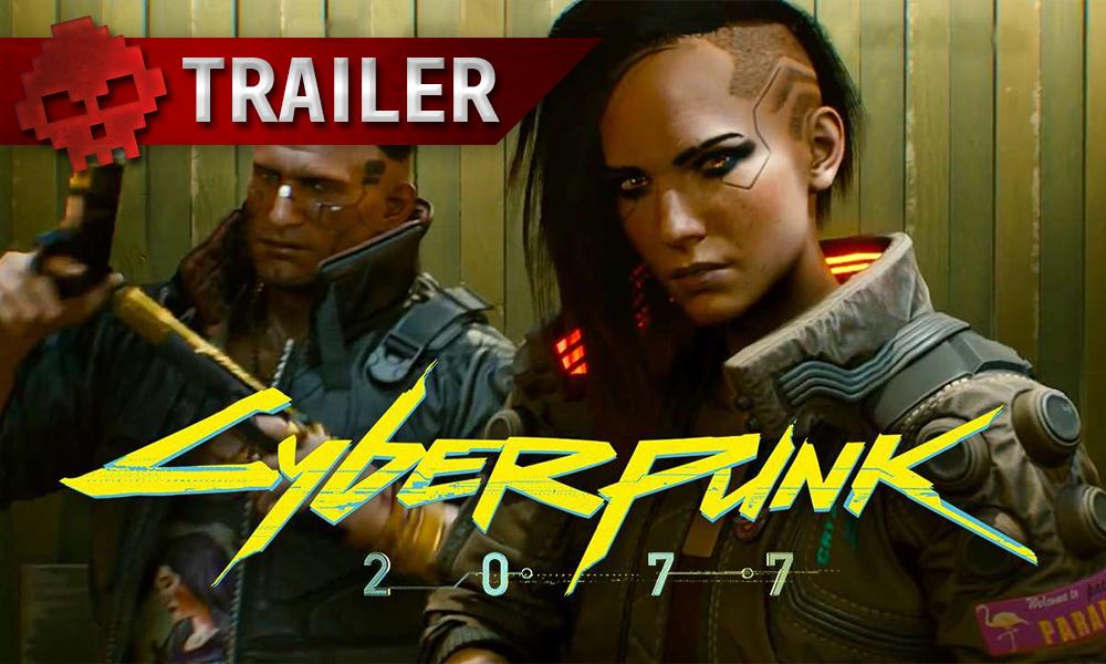 Vignette trailer cyberpunk 2077