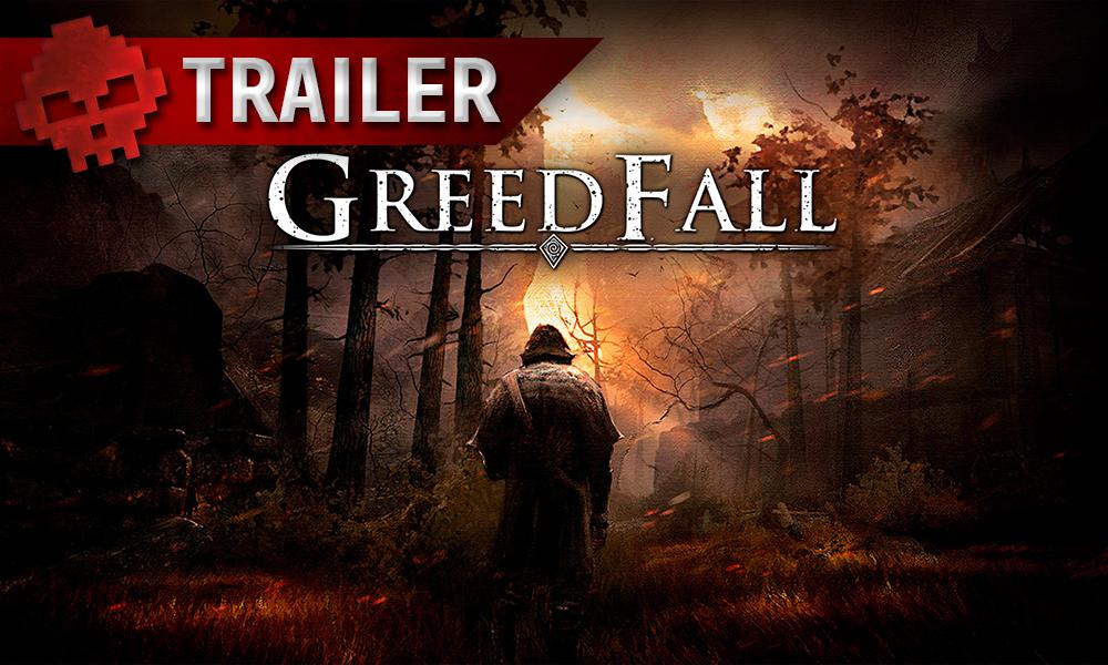 Vignette trailer greedfall