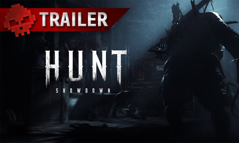 Vignette trailer hunt showdown