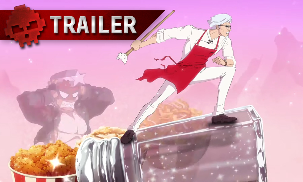 Vignette trailer i love you, colonel sanders