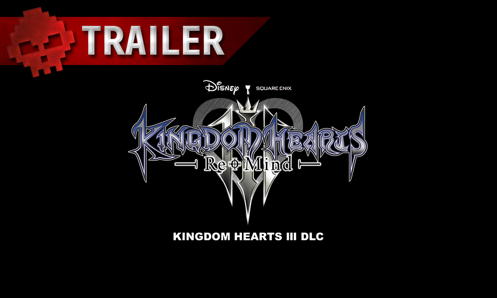 Vignette trailer kingdom hearts 3 reminded