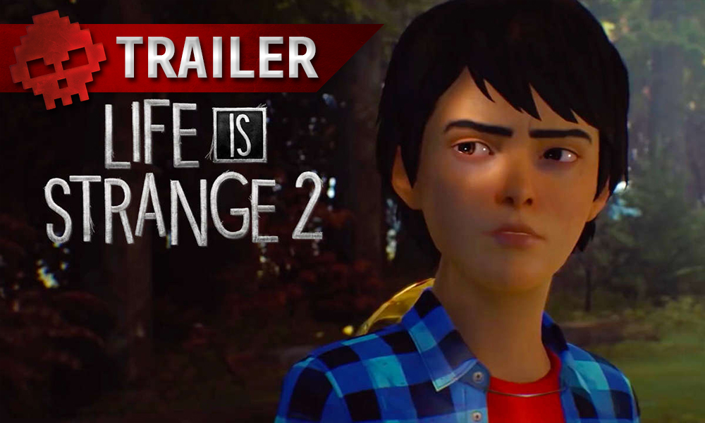 Vignette trailer life is strange 2