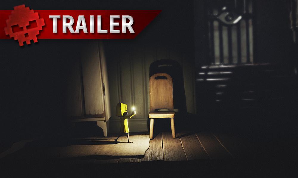 Vignette trailer little nightmares