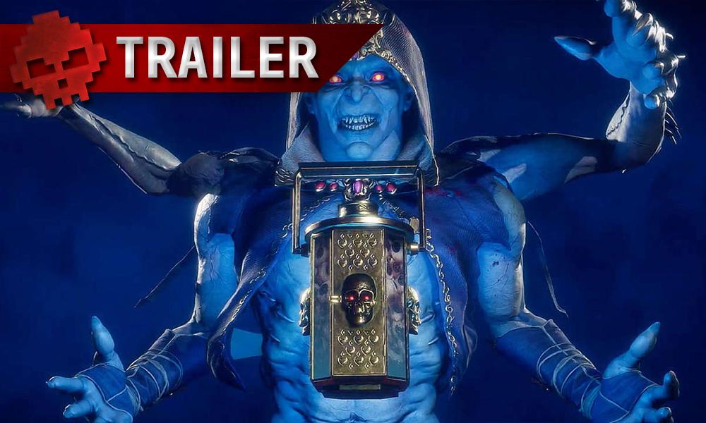 Vignette trailer mortal kombat 11 kollector