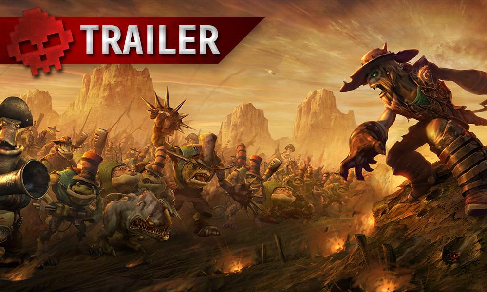 Vignette trailer oddworld strangers wrath
