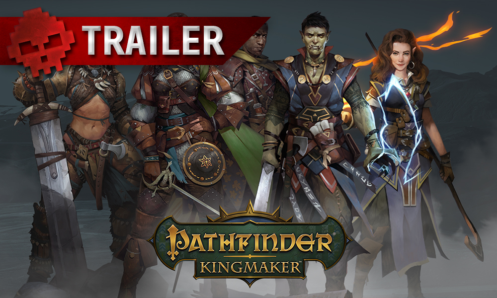 Vignette trailer pathfinder kingmaker