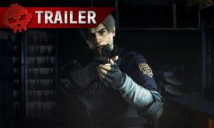 Vignette trailer resident evil 2 Remake