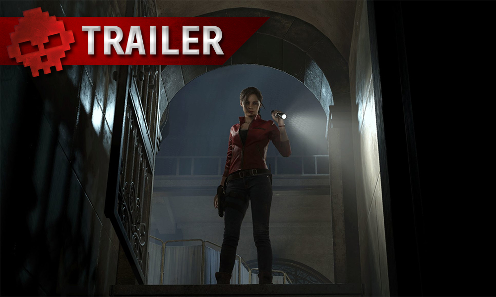 Vignette trailer resident evil 2 remake claire