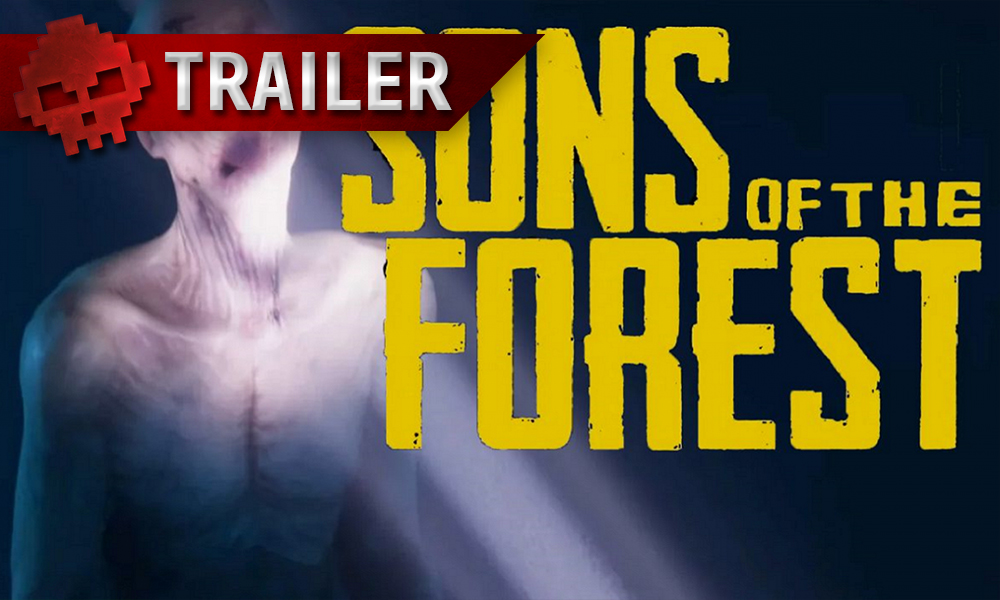 Vignette trailer sons of the forest