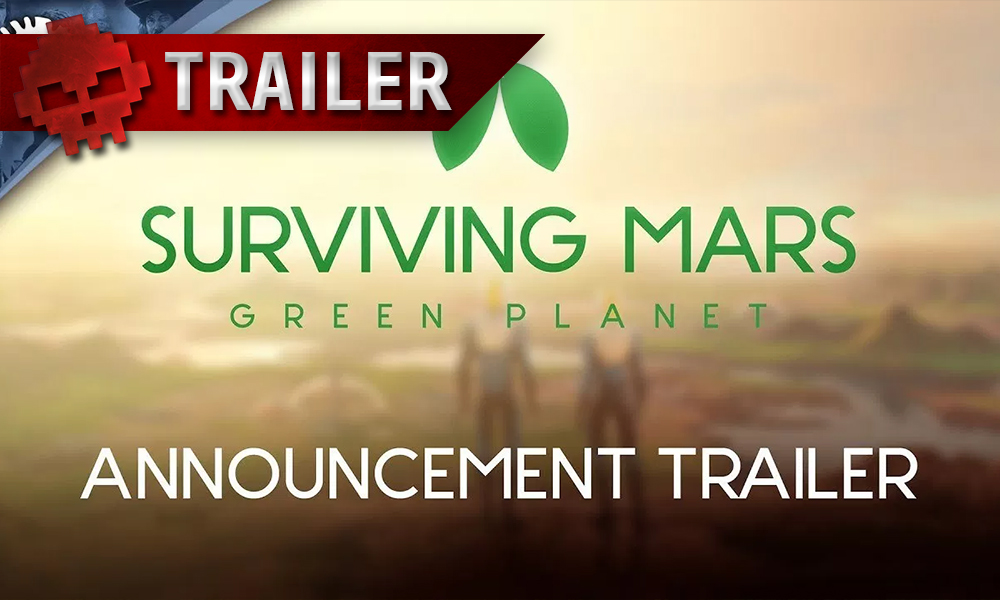 Vignette trailer surviving mars green planet