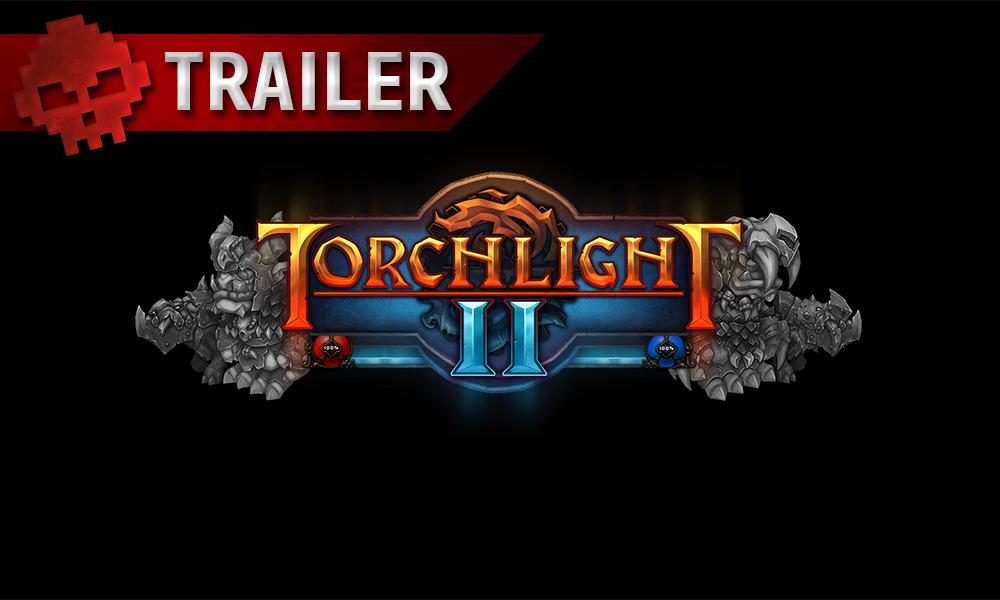 Vignette trailer torchlight 2