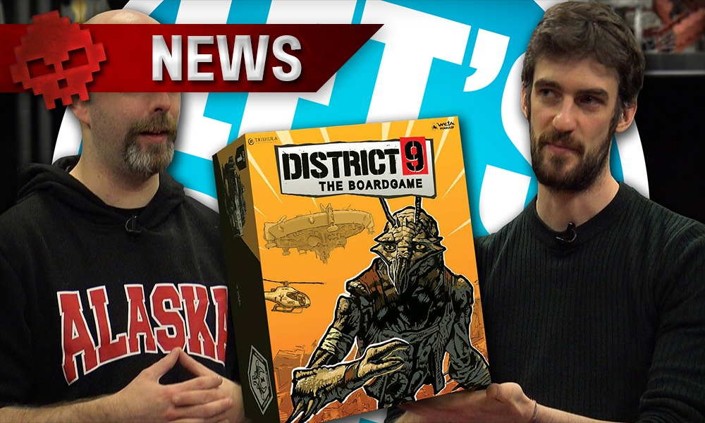 vignette news district 9: the boardgame
