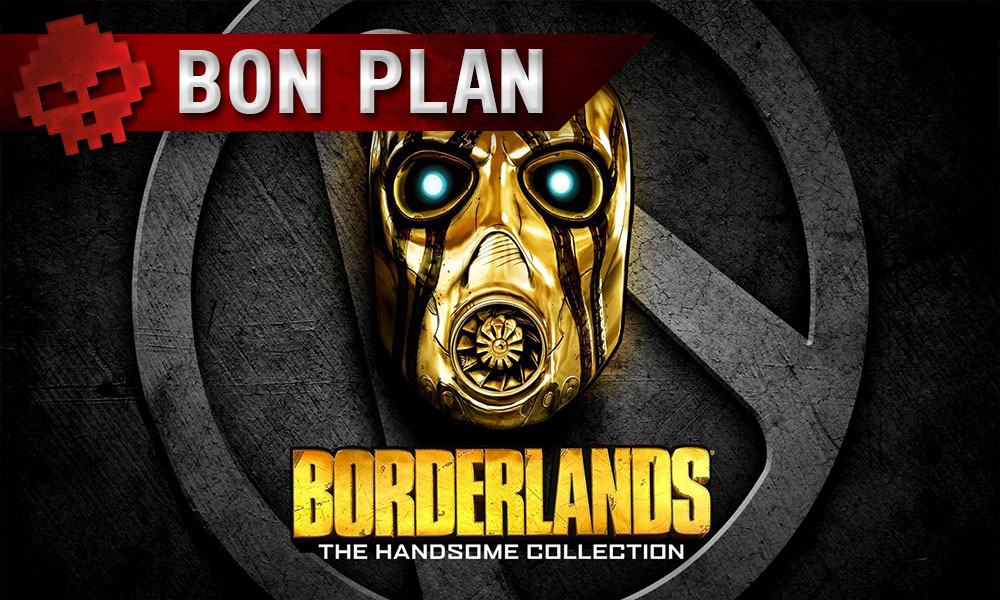 Vignette bon plan Borderlands: The Handsome Collection