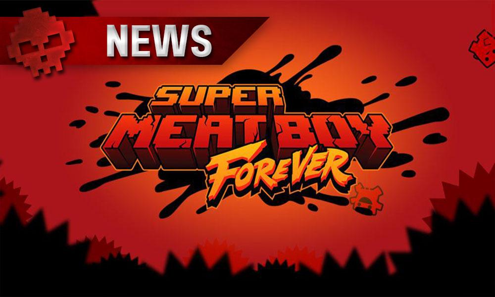 vignette super meat boy forever