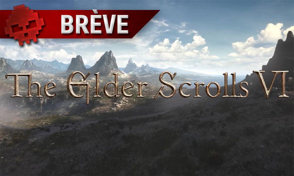 Vignette brève The Elder Scrolls VI