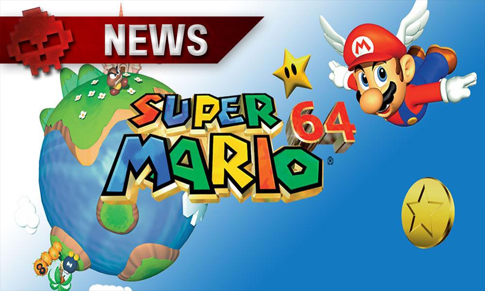 vignette Mario 64