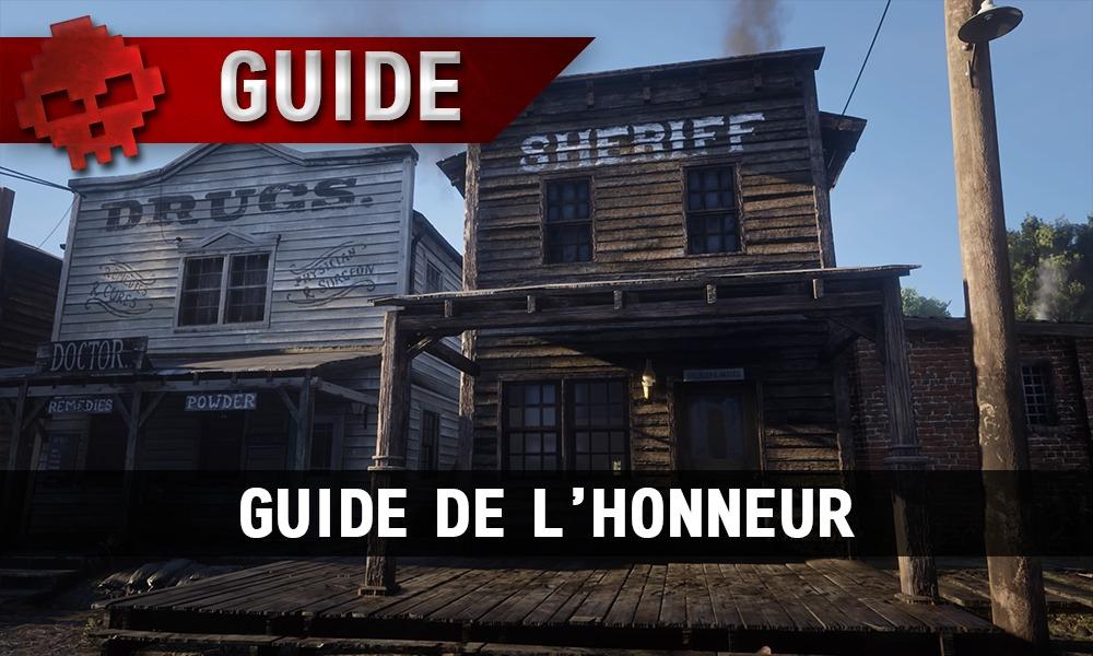 soluce red dead redemption 2 guide de l'honneur vignette