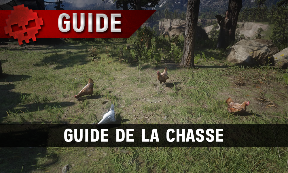 Guide red dead redemption 2 guide de la chasse