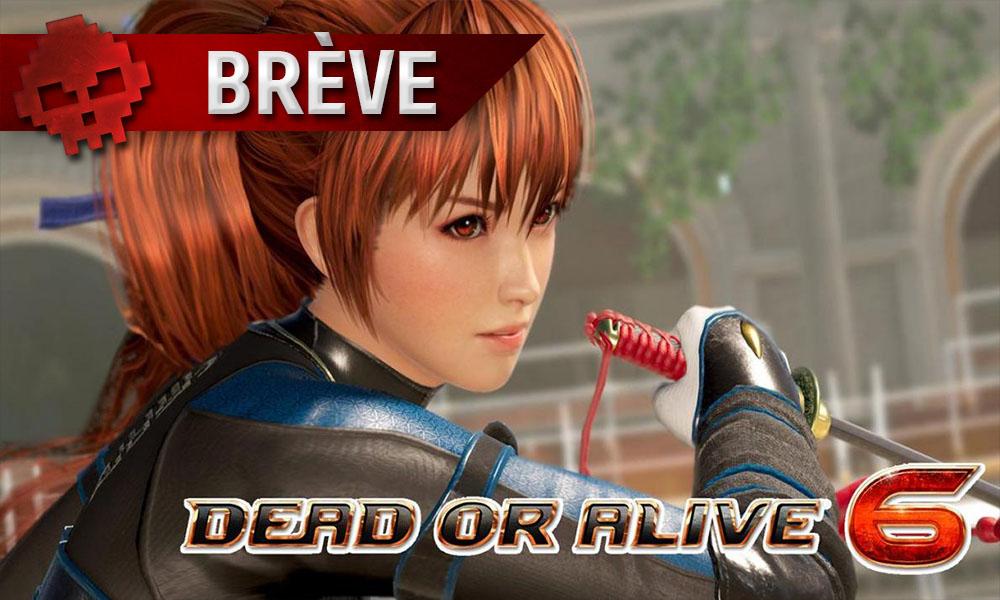 Vignette dead or alive 6