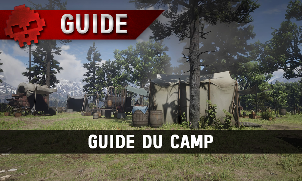 soluce red dead redemption 2 guide du camp vignette