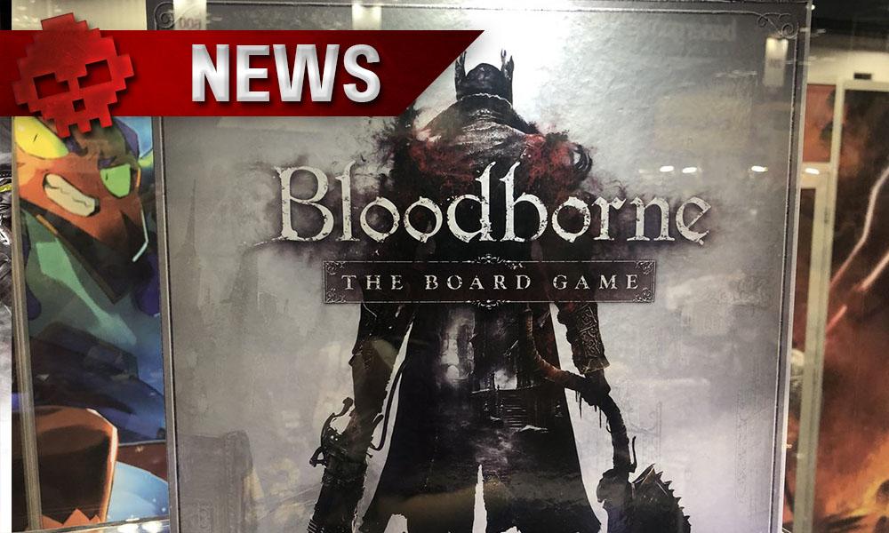 Bloodborne board game vignette