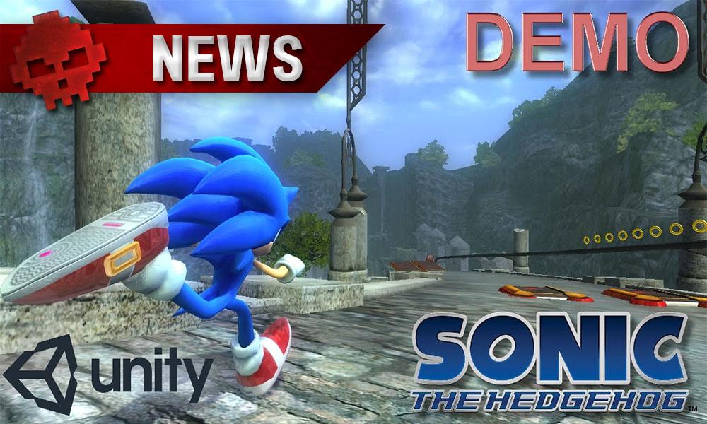 Sonic 2006 vignette