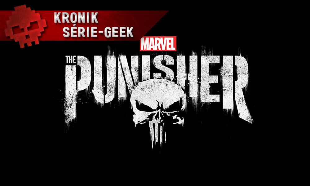 the punisher logo bandeau kronik série-geek