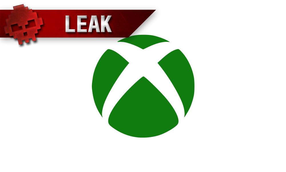 Vignettes XBOX leak
