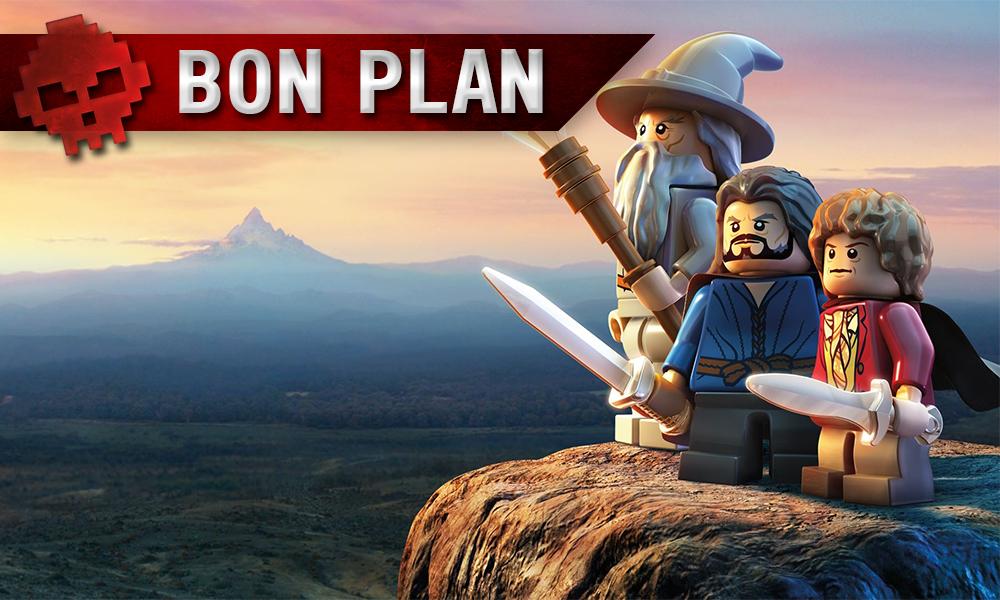 Vignettes bon plan lego le hobbit