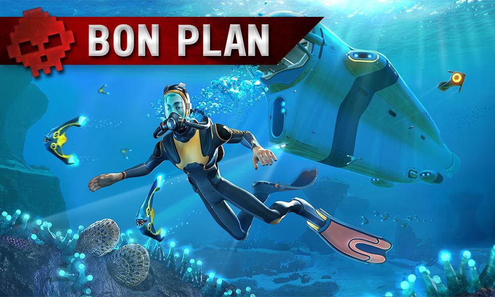 Vignettes bon plan subnautica
