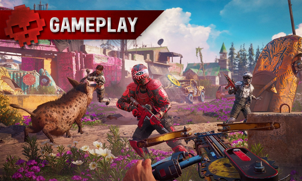 Vignettes gameplay far cry new dawn