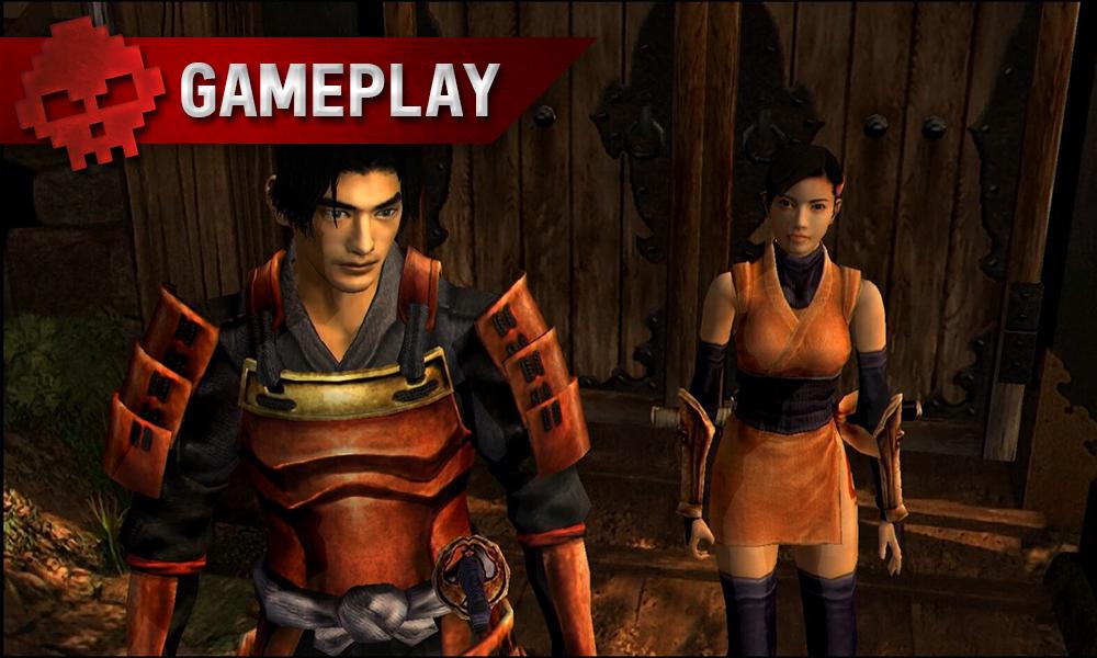 Vignettes gameplay onimusha warlords