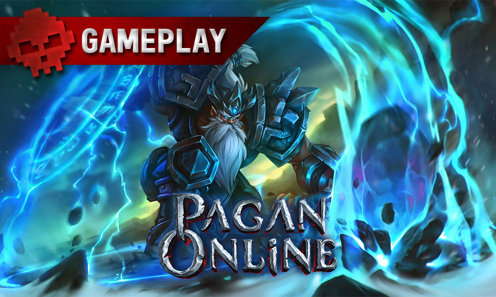 Vignettes gameplay pagan online