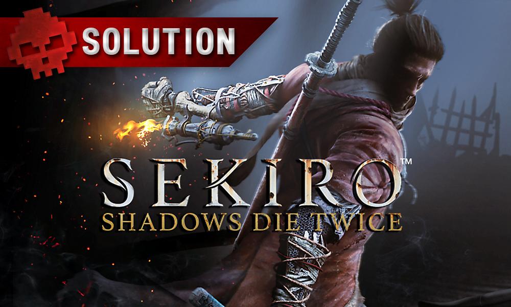 Vignette soluce sekiro shadows die twice