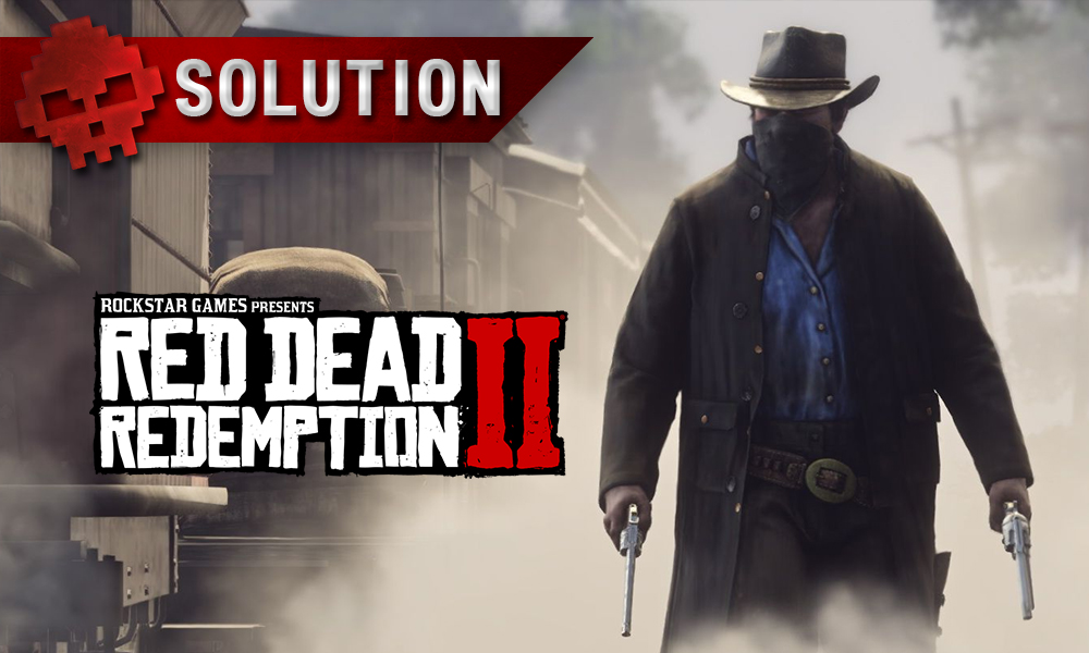 Vignettes solution red dead redemption 2