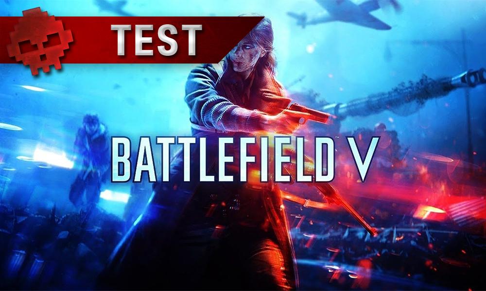 Vignette test battlefield V