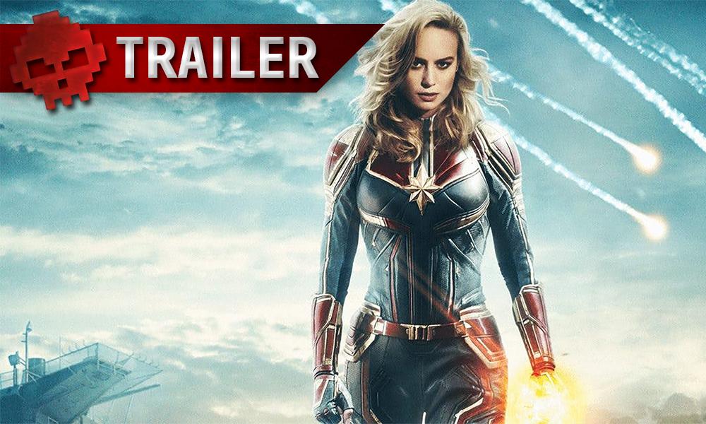 Vignettes trailer captain marvel