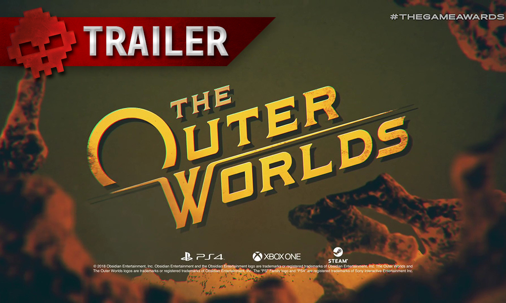 Vignettes trailer the outer worlds
