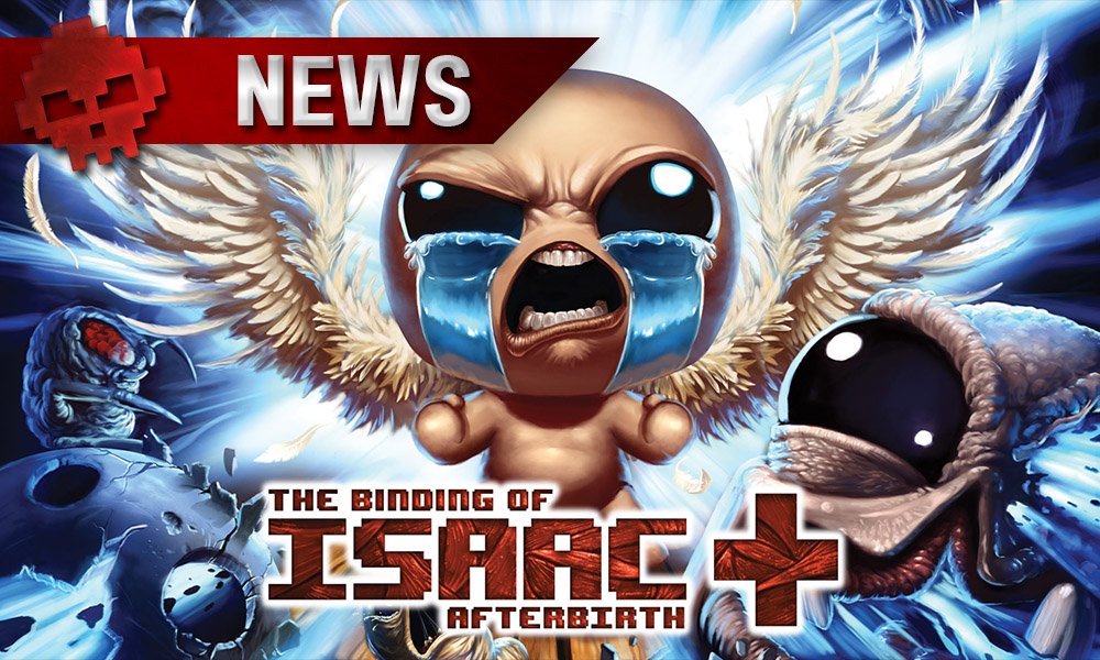 binding of isaac afterbirth+