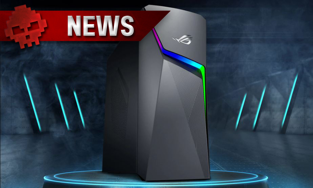 Vignette news ASUS Rog Strix GL10CS
